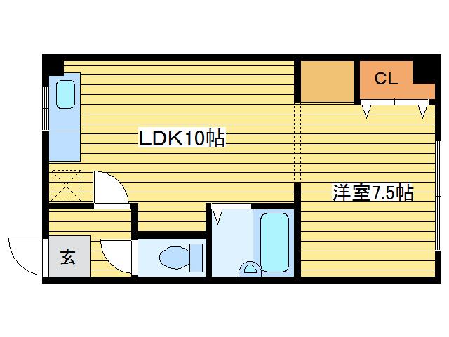 北海道札幌市東区北十九条東1丁目の賃貸情報