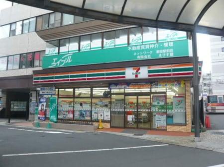 JRびわこ線「瀬田駅」ロータリー内のセブンイレブンさんのあるビルの2階です。