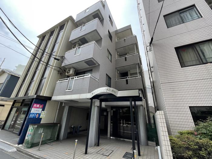 シティ-ハイネス新倉
