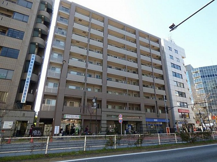 パークフラッツ渋谷代官山