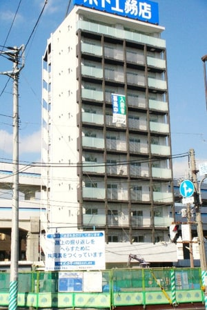 プレ-ル・ドゥ-ク蒲田(204)外観写真