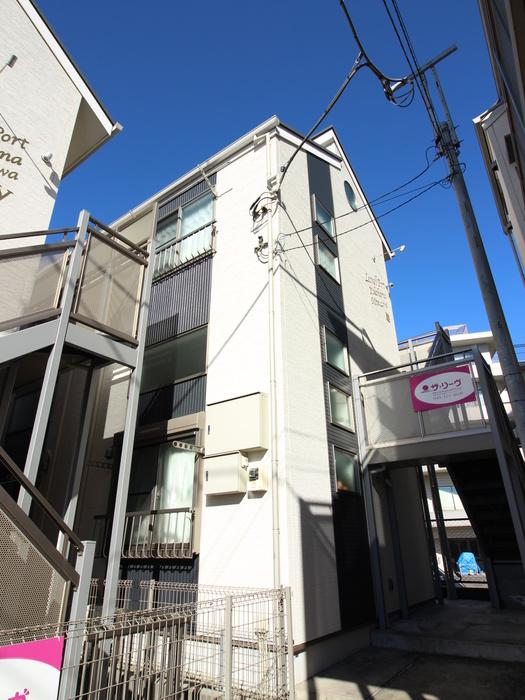 リ-ヴェルポ-ト横浜三ッ沢Ⅲ