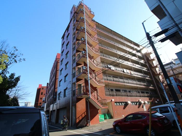 横浜反町クリ-ンマンション