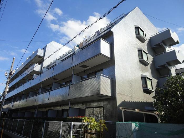 武蔵野パ-クマンション(208)