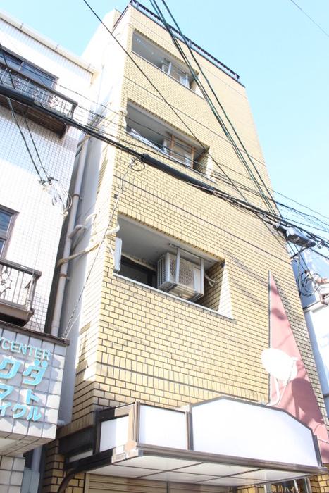 JPアパートメント東住吉Ⅱ