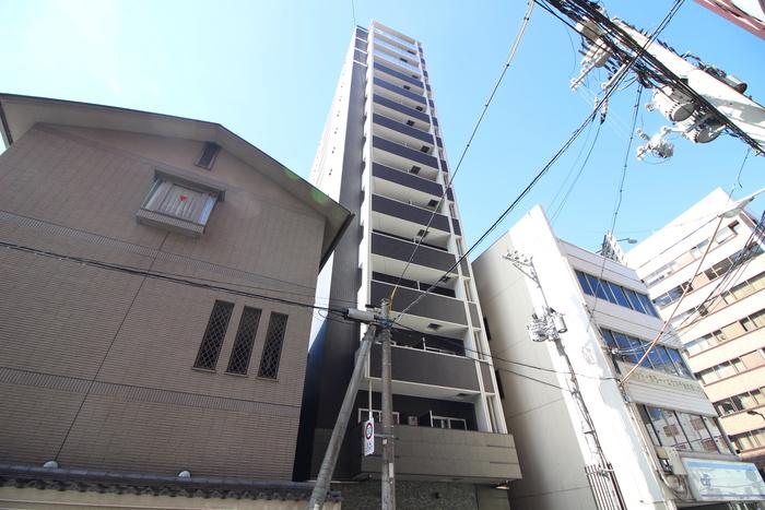 レジュールアッシュ梅田AXIA(1302)