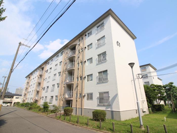 竹の台団地C1棟(301)