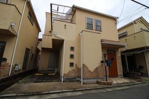 東太田2丁目貸家外観写真
