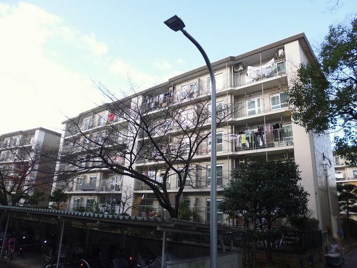 藤阪ハイツB2棟(401)