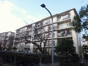 藤阪ハイツB2棟(401)外観写真