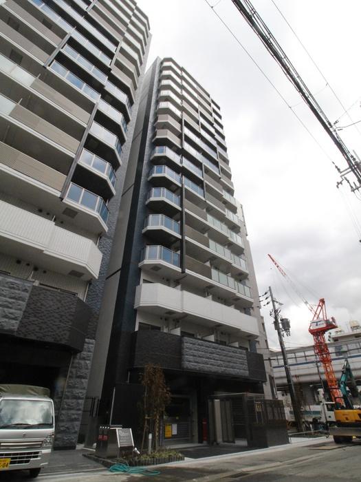 プレサンス神戸元町ベルシオン(1201)