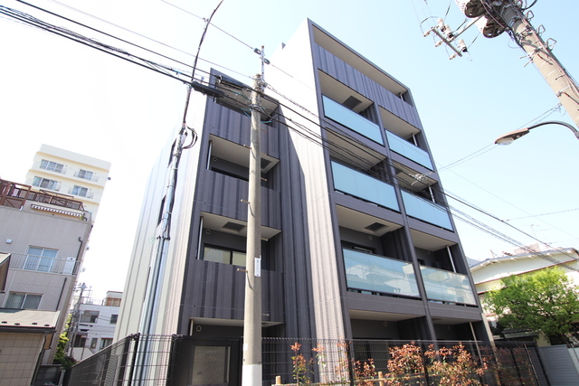 JBレジデンス早稲田鶴巻町