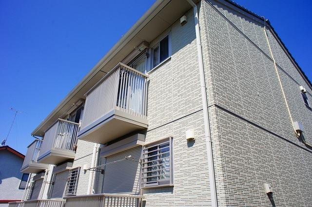 スパローハウス弐番舘 A