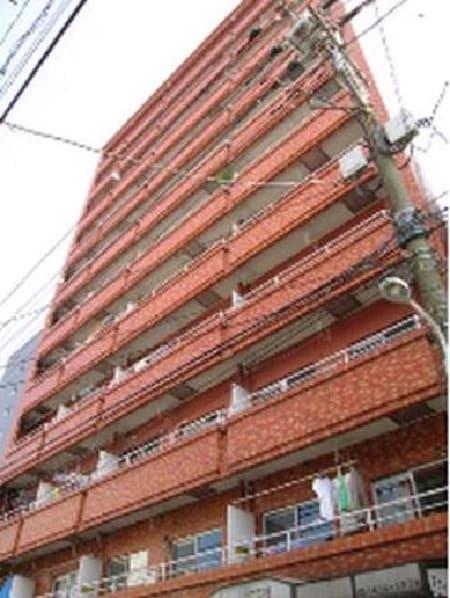 エクセル入谷2号館外観写真