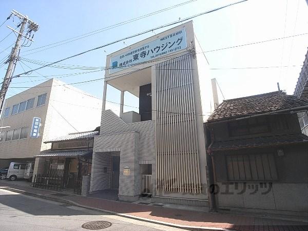 WEST9京都駅