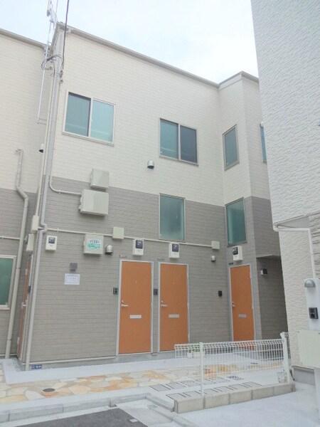 コンフォートブラン南蒲田外観写真