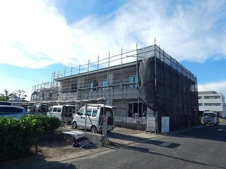 SAKURAマンションⅢEAST外観写真