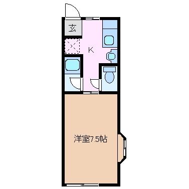 セジュール長井の賃貸物件情報(...