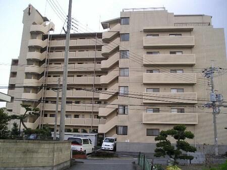 チサンマンション紀ノ川401号外観写真