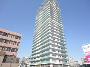 プレミスト浜松中央タワー外観写真