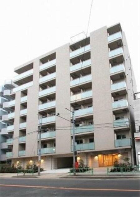 プレール・ドゥーク西新宿五丁目外観写真
