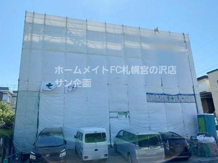 仮称)澄川4-2外観写真