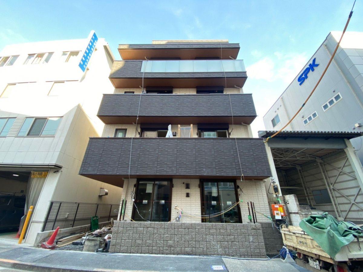 (仮称)東大井1丁目新築賃貸マンション