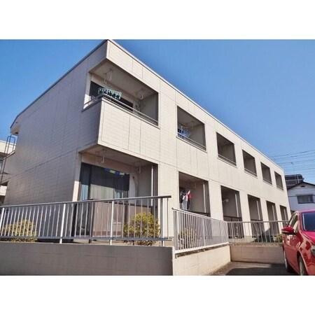 東小金井ハイツB棟外観写真