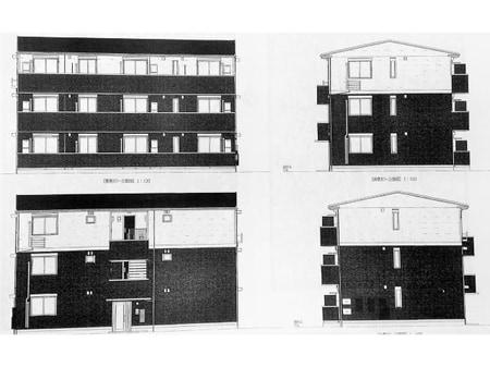 仮)D-room東海市加木屋町 Ⅰ、Ⅱ、Ⅲ街区外観写真