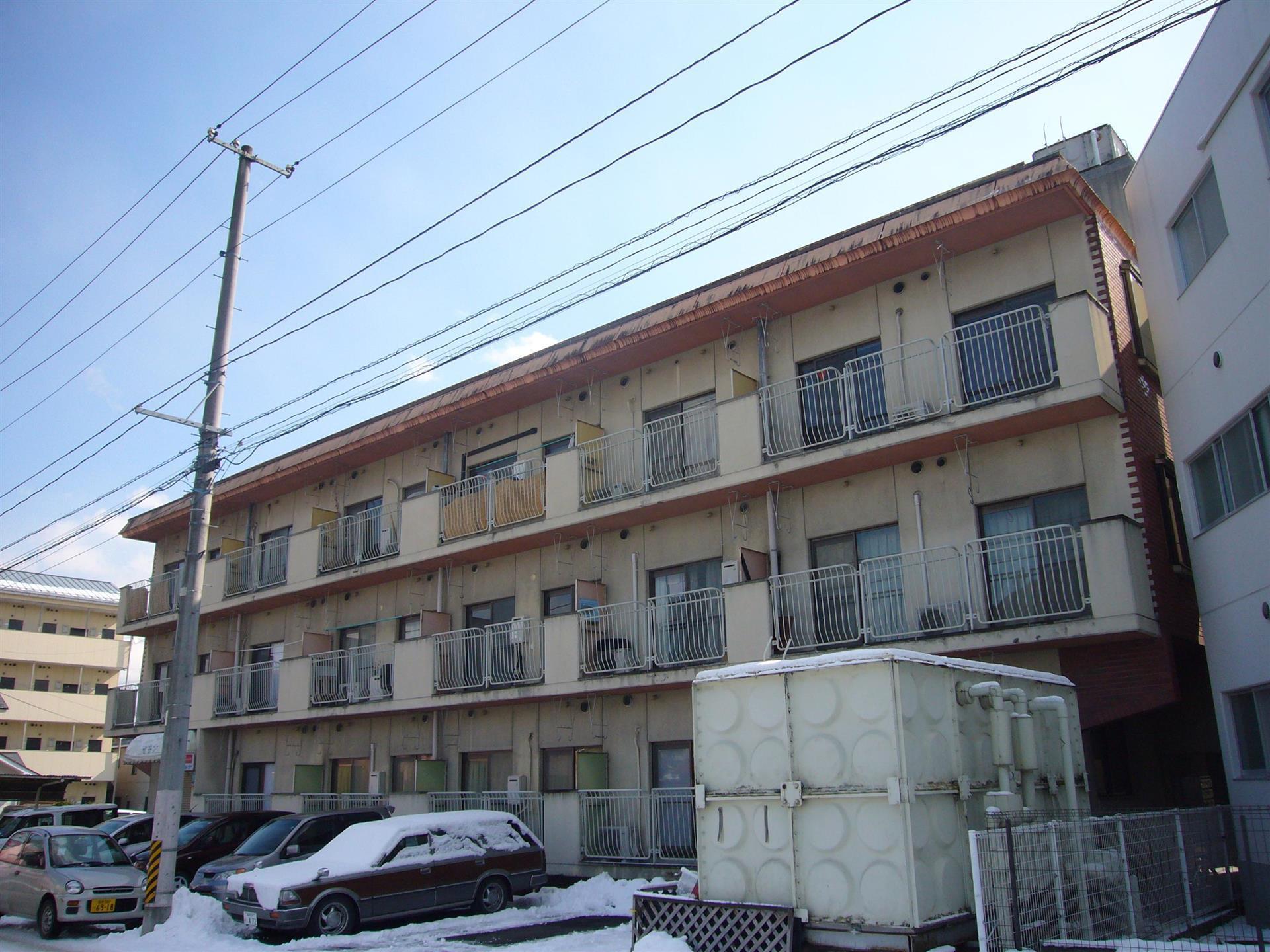 シティマンション曾根田(203)
