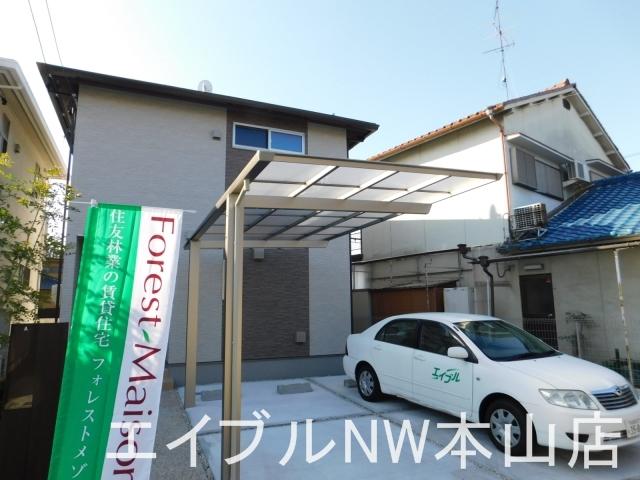 (仮称)千種区鍋屋上野町新築計画
