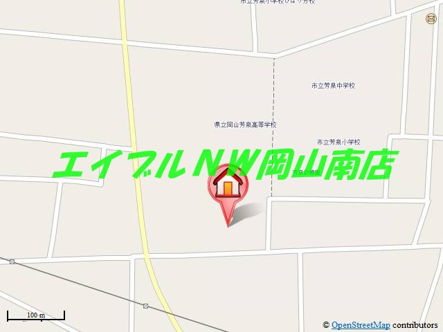 エコール・タウン芳泉Ⅰ D