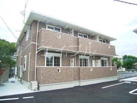 リージェントパークアパートメントⅠ外観写真