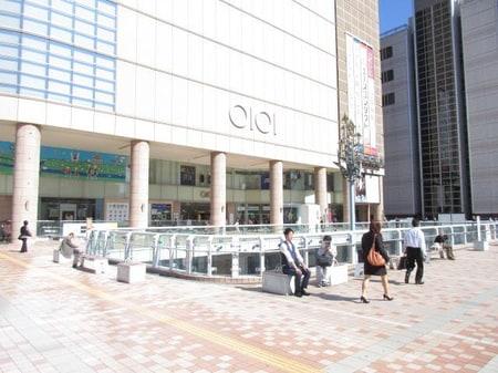 ☆駅前風景です☆