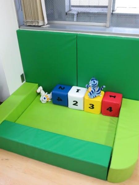 キッズスペースもあります!小さなお子様是非遊んでください!