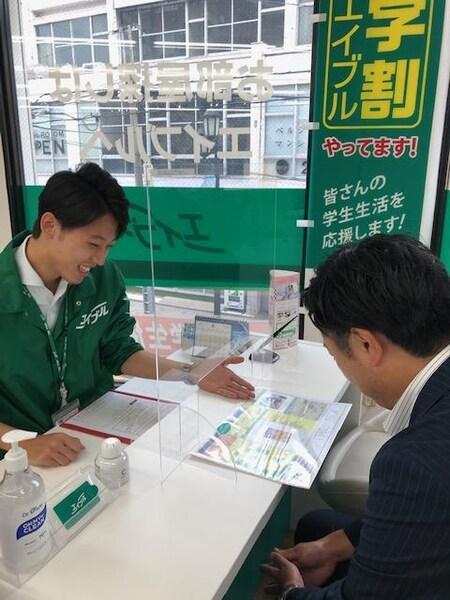 顧客満足度地域NO1を目指して頑張ります!