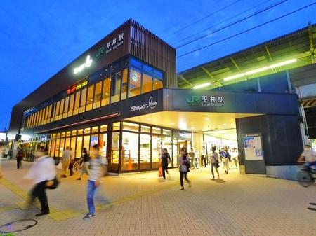 2018年3月20日(火)平井駅全体のリニューアルが完了しました。