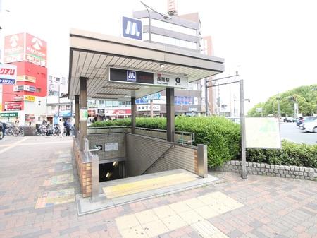 地下鉄御堂筋線の長居駅6番出入口すぐ!