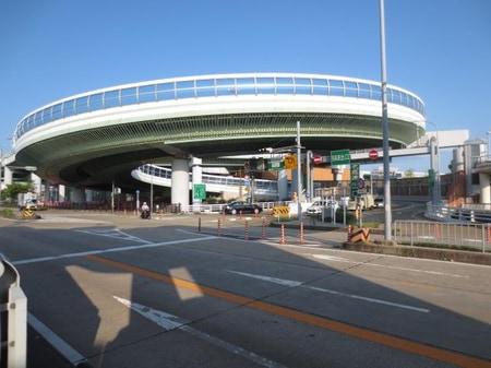 名古屋高速 黒川出入口 高速道路でお越しの方はこちらでお降り下さい
