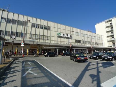 大宮駅を東口で降りていただきます。