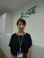 エイブル中浦和店の芦野 祥子