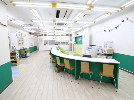 開放的な店内です(^_^;)落ち着いてお部屋探しが出来ます♪