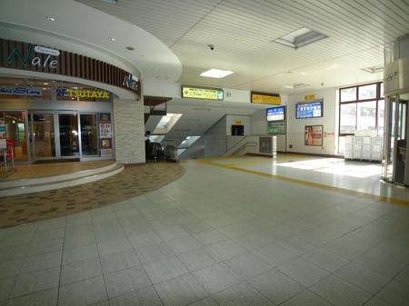 ふじみ野駅改札出ましたら左手に進んでください!