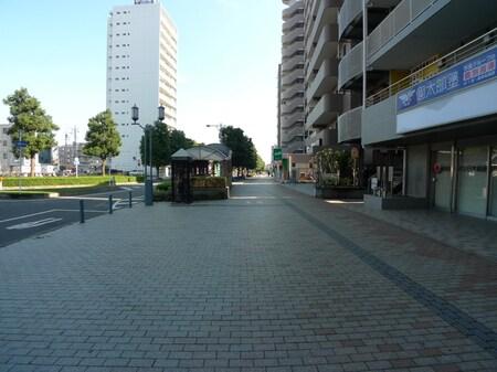駅から約80mの距離で当店エイブルふじみ野店が見えてきます!