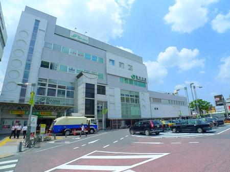 西川口駅東口