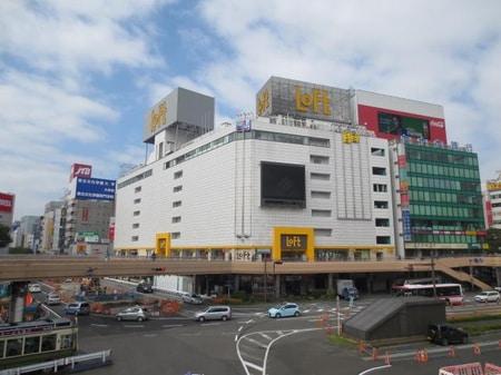 『仙台ロフト2階』で仙台駅徒歩3分です。お買い物の際やお仕事帰りにも、お気軽にお越し下さい。