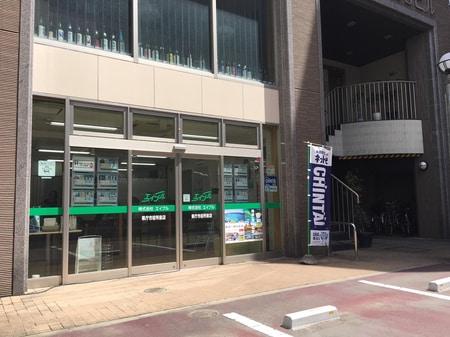 1Fの路面店になりますので、外からも店内の状況を見渡すことが出来、安心してご入店頂けます。