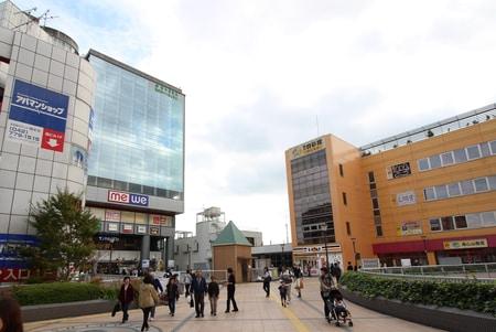 橋本駅南口から徒歩4分の立地です