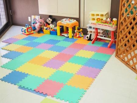 キッズスペース♪おもちゃもあります♪