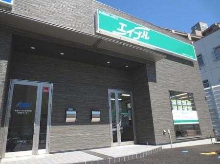 地下鉄長町南駅東1番出口より徒歩2分、ザ・モール長町Part2東側、道路挟んで向かいにございます!